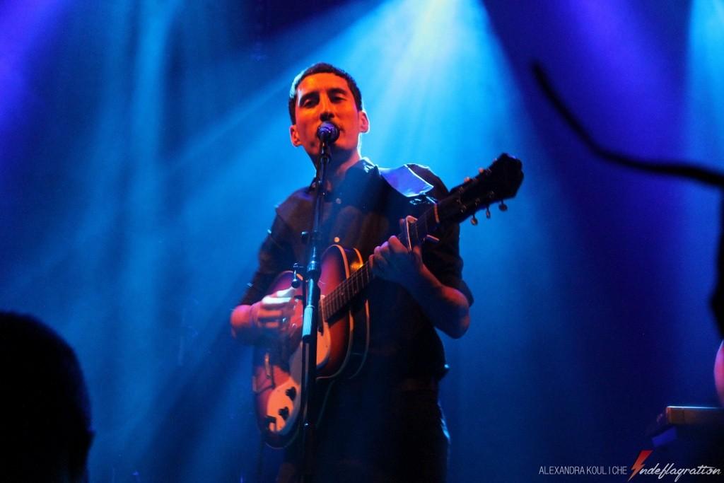 Thousand concert Petit Bain Paris Deflagration Indeflagration