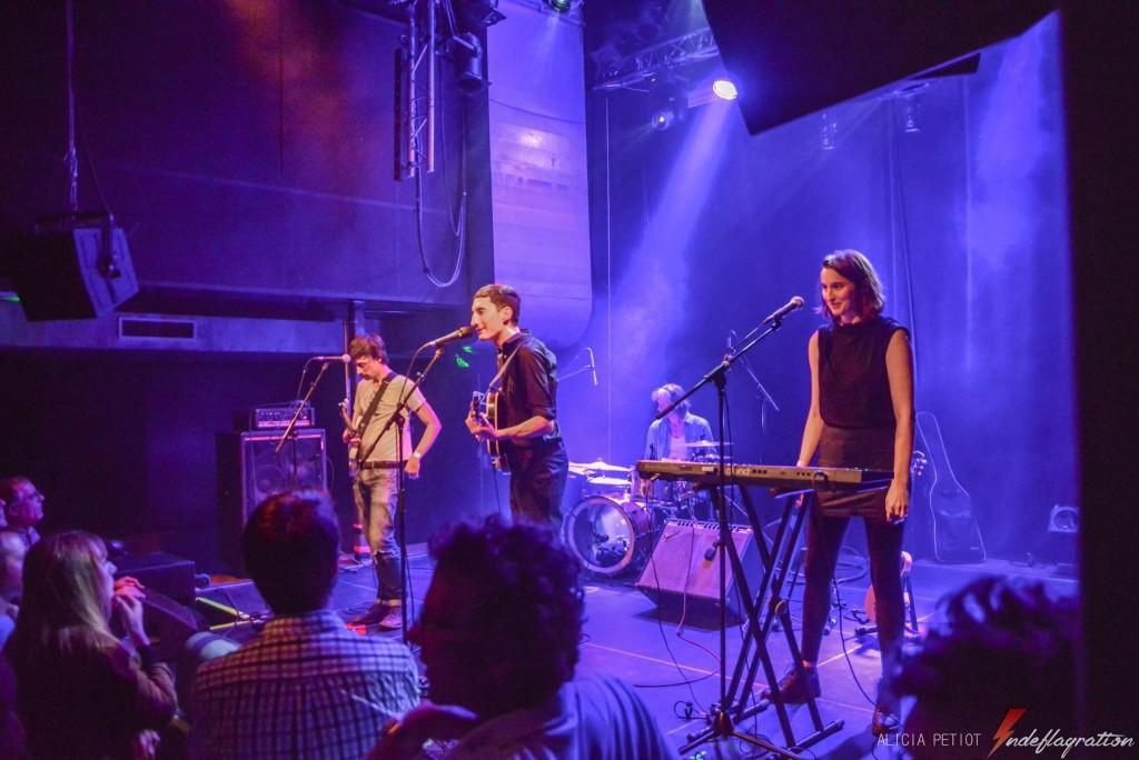 Thousand Petit Bain Deflagration Indeflagration Concert Paris