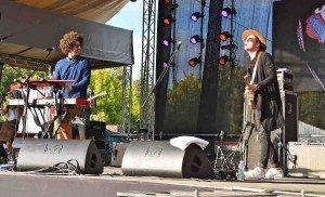 Rilan & The Bombardiers au Sziget Festival
