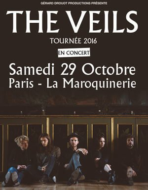 Concours The Veils