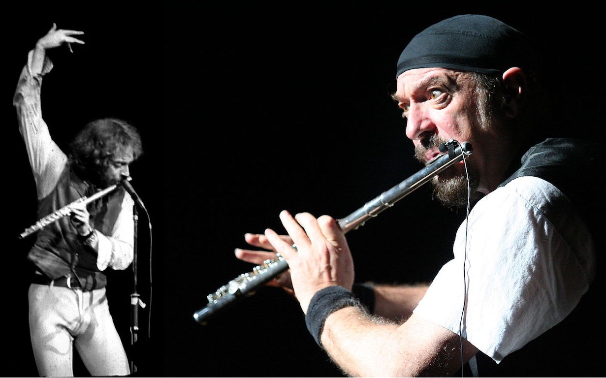 Ian Anderson Jethro Tull interview for Indeflagration in Paris flute progressive rock prog rock