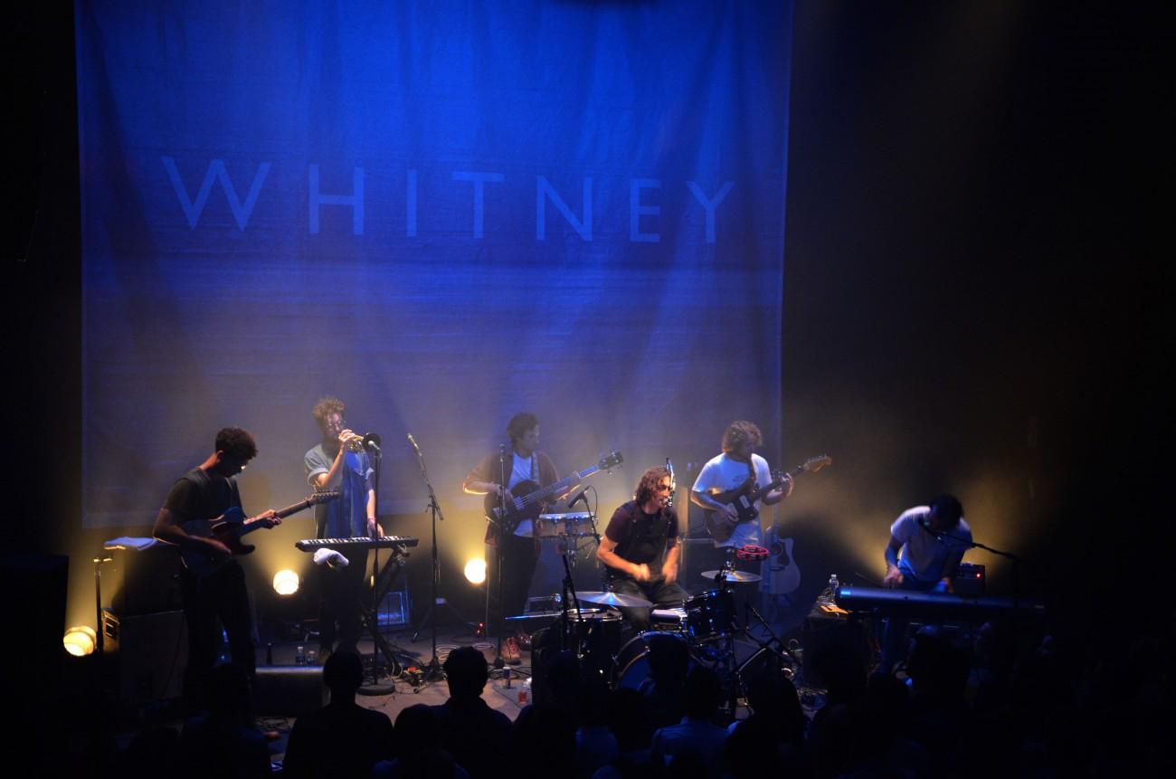 Whitney en concert au Café de la Danse en juin 2017 : du rock indé comme on aime