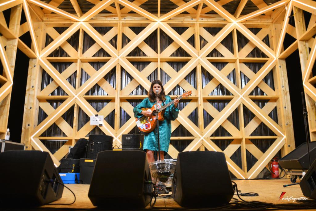Lovely Quinces live at Sziget Festival 2017 - concert génial de la Croate