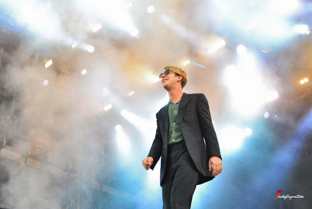 Tom Odell at Sziget Festival 2017 : awesome concert and performance by the British artist in Budapest, Hungary