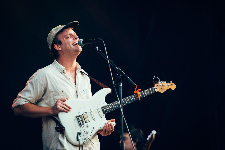 Mac DeMarco en concert au festival Rock en Seine 2017