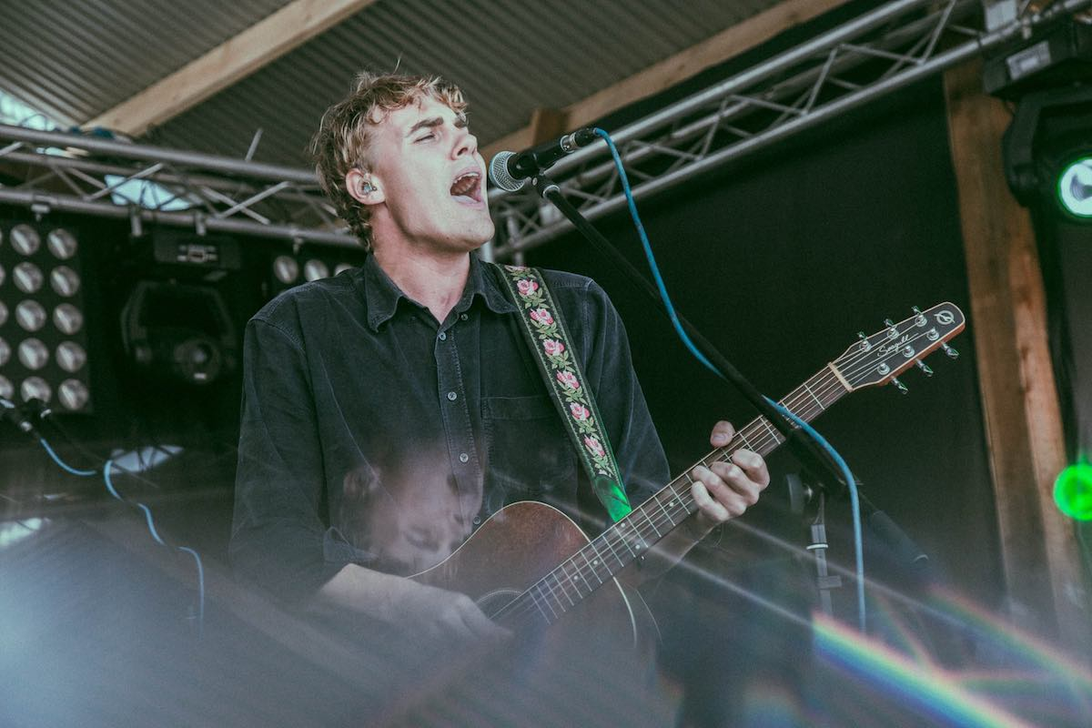 Hein Cooper at Leopallooza by Craig Taylor-Broad