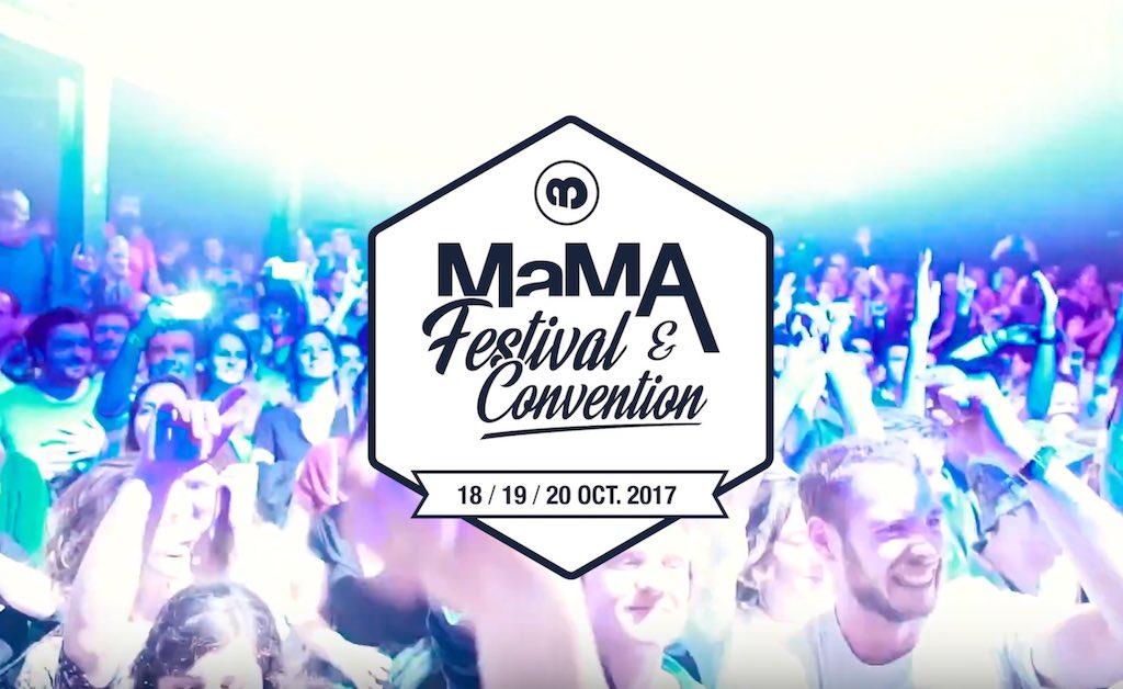 Live report et résumé du MaMA Festival & Convention 2017 sur Indeflagration : conférence de Everything Everything, concert de Chelou, team Vanflet