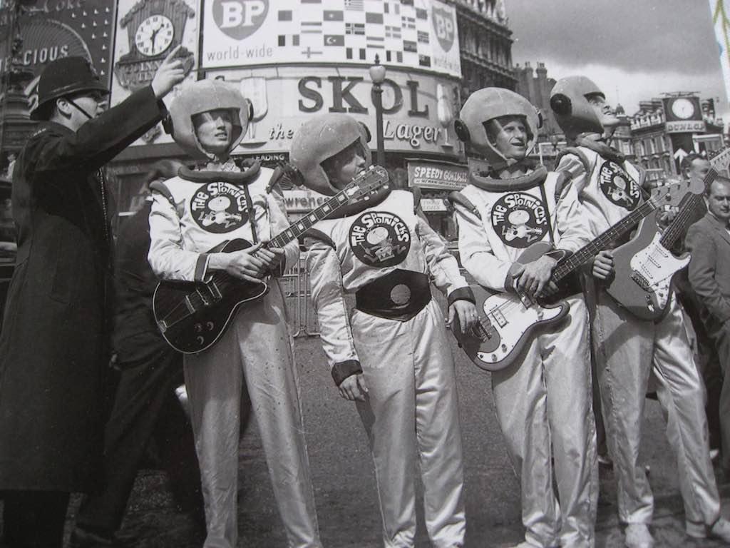 The Spotnicks, groupe suédois mythique pour le rétro du mardi