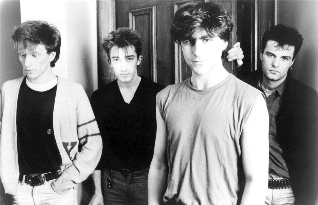 The Chameleons What Does Anything Mean Basically 1984